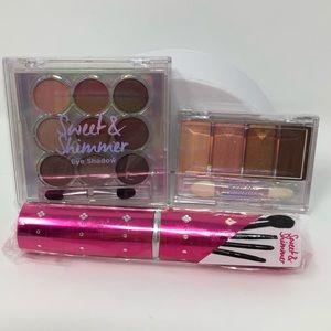 🆕Sweet & Shimmer 3 Piece Beauty Bundle